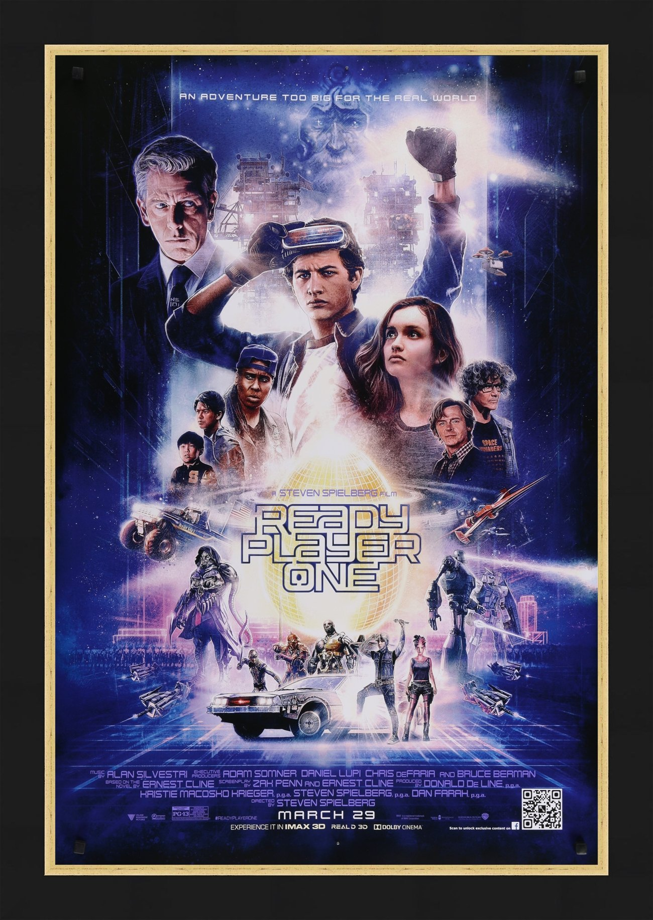 Plakat des Films: Ready Player One