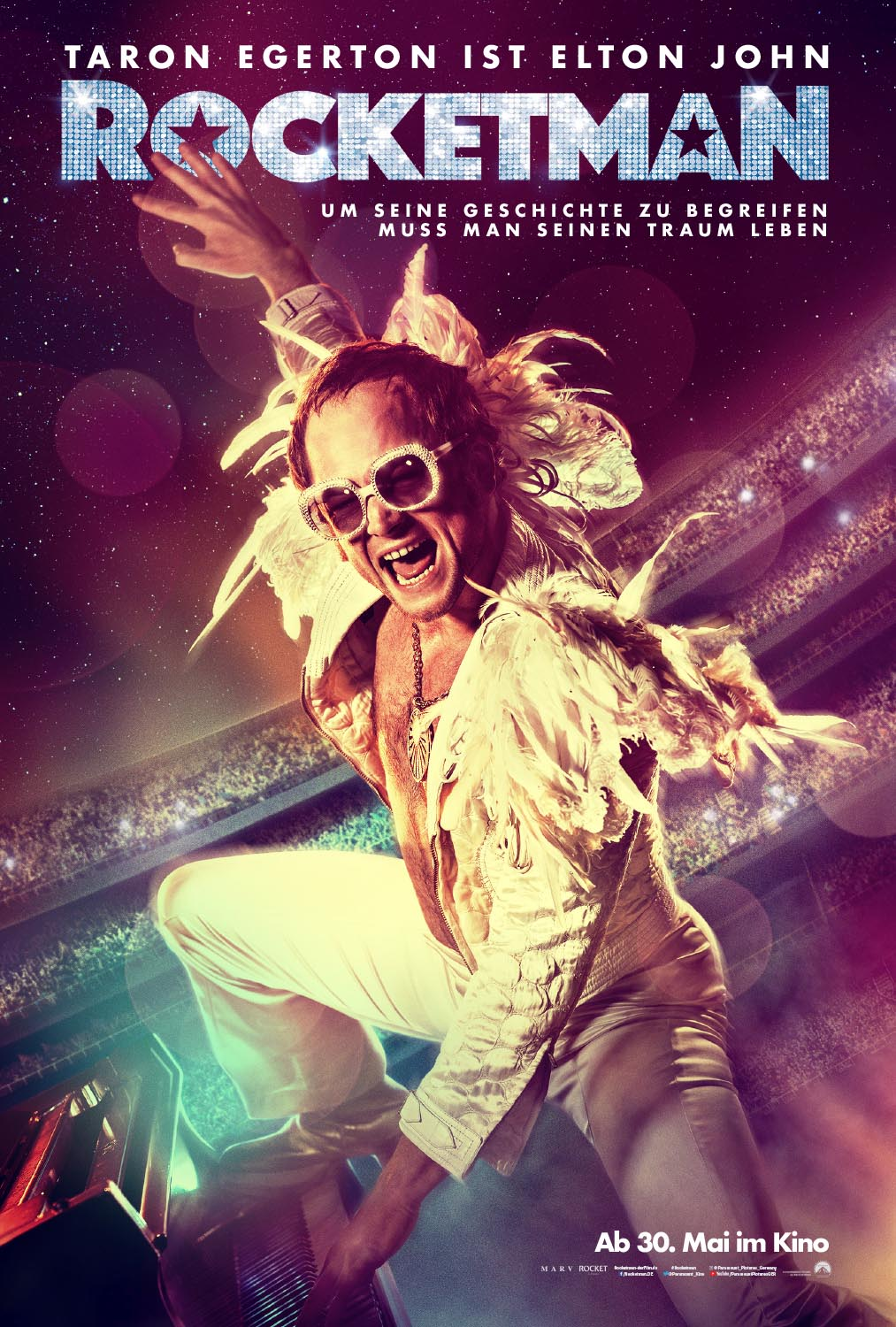 Plakat des Films: Rocketman