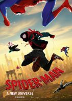 Plakat des Films: Spider-Man: A New Universe