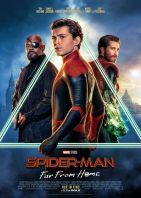 Plakat des Films: Spider-Man: Far From Home