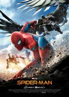 Plakat des Films: Spider-Man: Homecoming