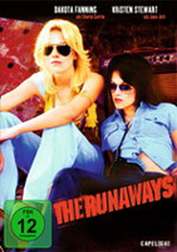 Plakat des Films: The Runaways