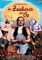 Plakat des Films: The Wizard of Oz 3D