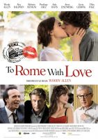 Plakat des Films: To Rome with Love