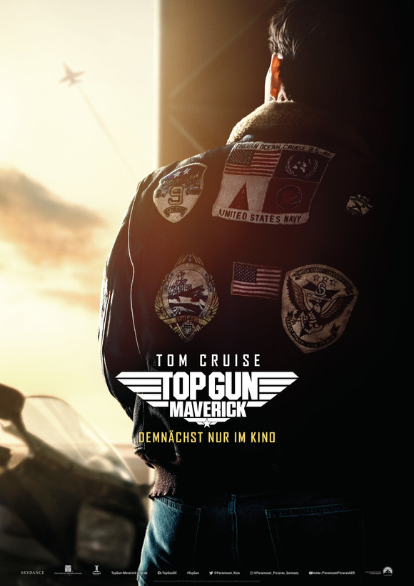 Plakat des Films: Top Gun Maverick