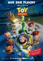 Plakat des Films: Toy Story 3 in Disney Digital 3D