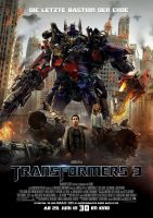 Plakat des Films: Transformers 3
