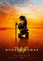 Plakat des Films: Wonder Woman