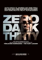 Plakat des Films: Zero Dark Thirty