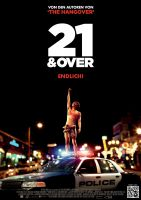 Plakat des Films: 21 and Over