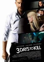 Plakat des Films: 3 Days to kill