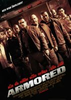 Plakat des Films: Armored