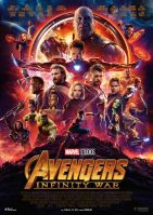 Plakat des Films: Avengers: Infinity War Part 1