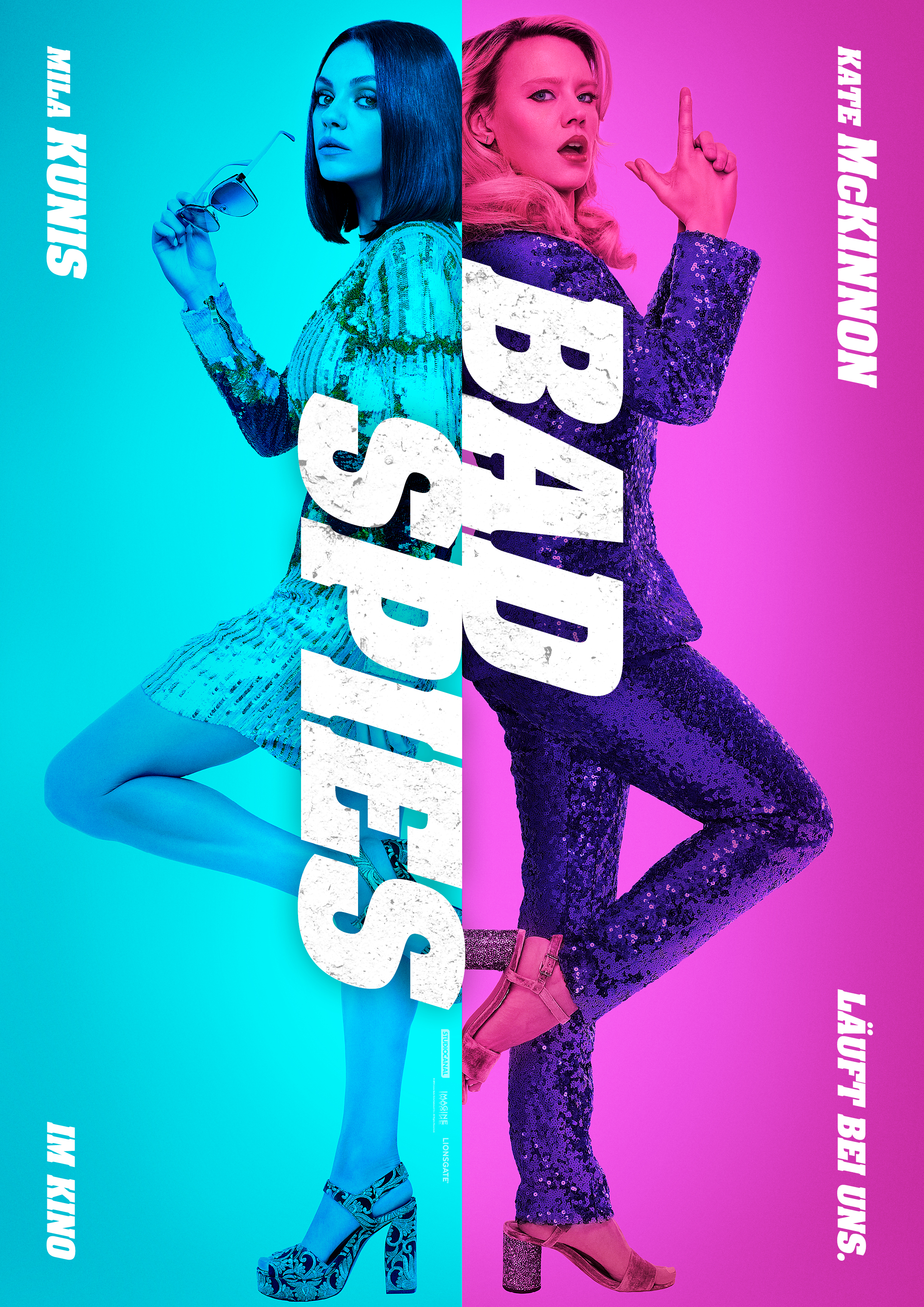 Plakat des Films: Bad Spies