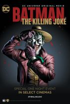 Plakat des Films: Batman: The Killing Joke