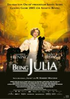 Plakat des Films: Being Julia