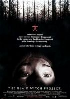 Plakat des Films: Blair Witch Project