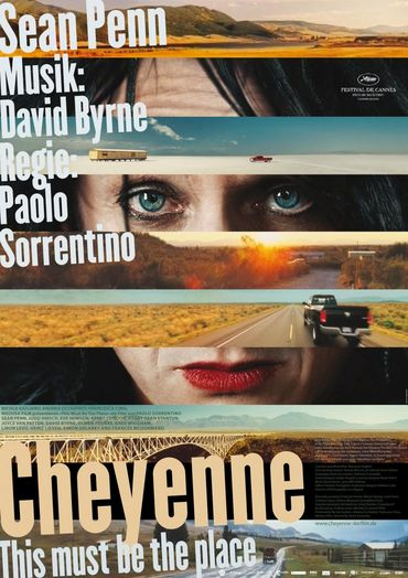 Plakat des Films: Cheyenne - This must be the Place