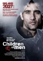 Plakat des Films: Children of Men
