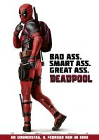 Plakat des Films: Deadpool