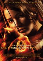Plakat des Films: Die Tribute von Panem - The Hunger Games