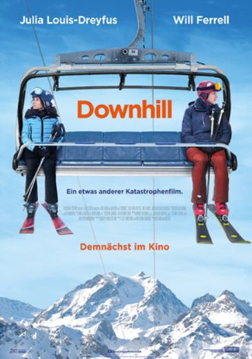 Plakat des Films: Downhill