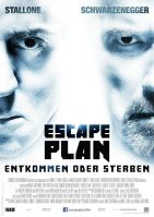 Plakat des Films: Escape Plan