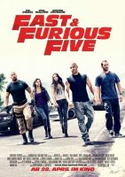 Plakat des Films: Fast & Furious Five