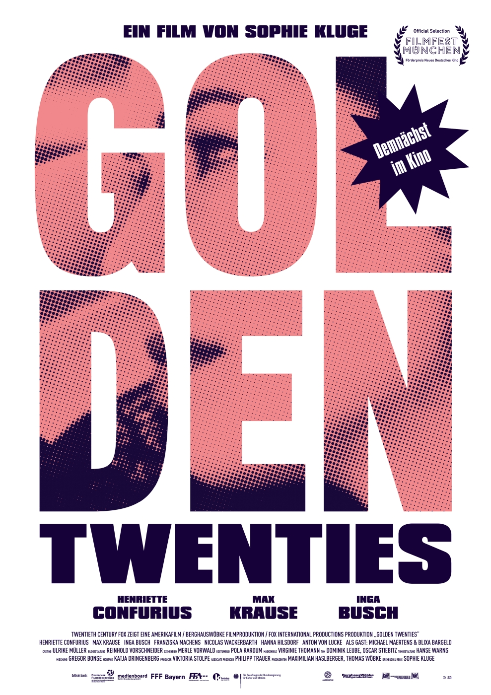 Plakat des Films: Golden Twenties