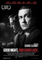 Plakat des Films: Good Night, and Good Luck