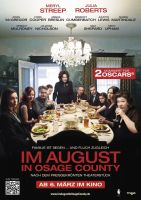 Plakat des Films: Im August in Osage County