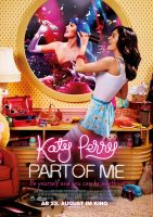 Plakat des Films: Katy Perry: Part of Me