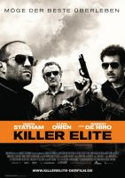 Plakat des Films: Killer Elite