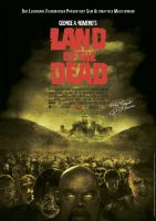 Plakat des Films: Land of the Dead