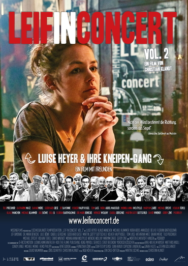 Plakat des Films: Leif In Concert Vol.2