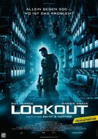 Plakat des Films: Lockout