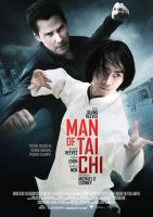 Plakat des Films: Man of Tai Chi