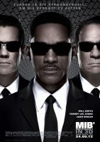 Plakat des Films: Men in Black 3