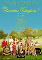 Plakat des Films: Moonrise Kingdom