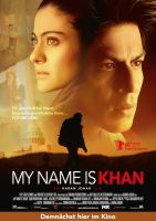 Plakat des Films: My Name Is Khan