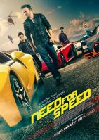 Plakat des Films: Need for Speed