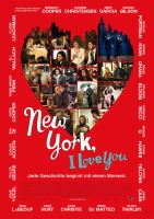 Plakat des Films: New York, I Love You