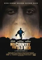 Plakat des Films: No Country For Old Men