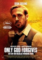 Plakat des Films: Only God Forgives