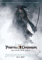 Plakat des Films: Pirates of the Caribbean - Am Ende der Welt