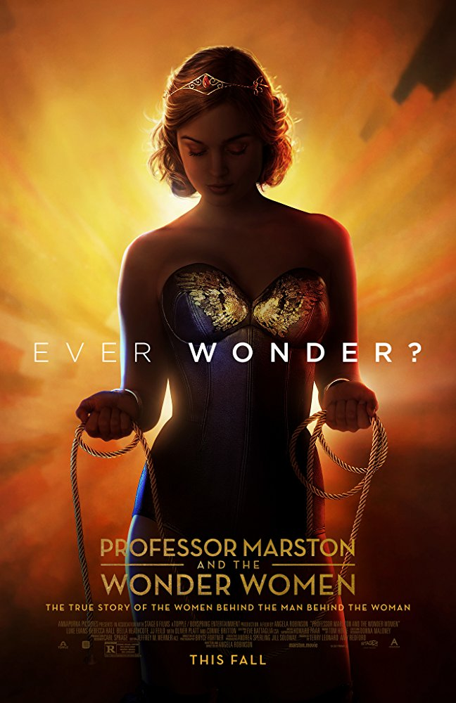 Plakat des Films: Professor Marston & The Wonder Women