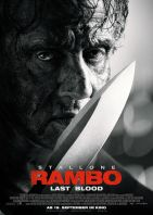 Plakat des Films: Rambo: Last Blood