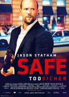 Plakat des Films: Safe - Todsicher