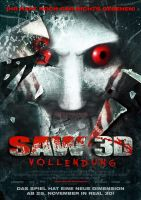 Plakat des Films: Saw 3D - Vollendung
