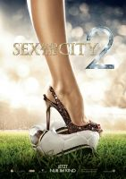 Plakat des Films: Sex and the City 2